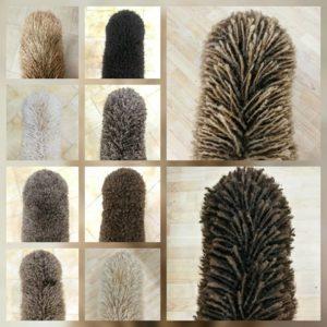 Diferentes tipos de pelajes de Perros de Aguas fotografía by Cristina Ardisana
